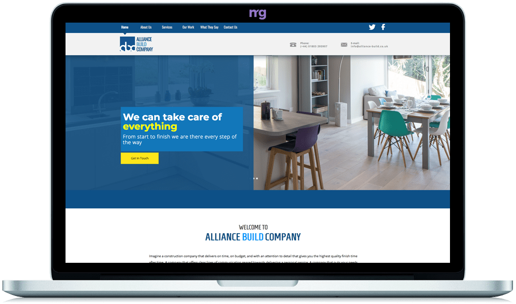 website design plymouth