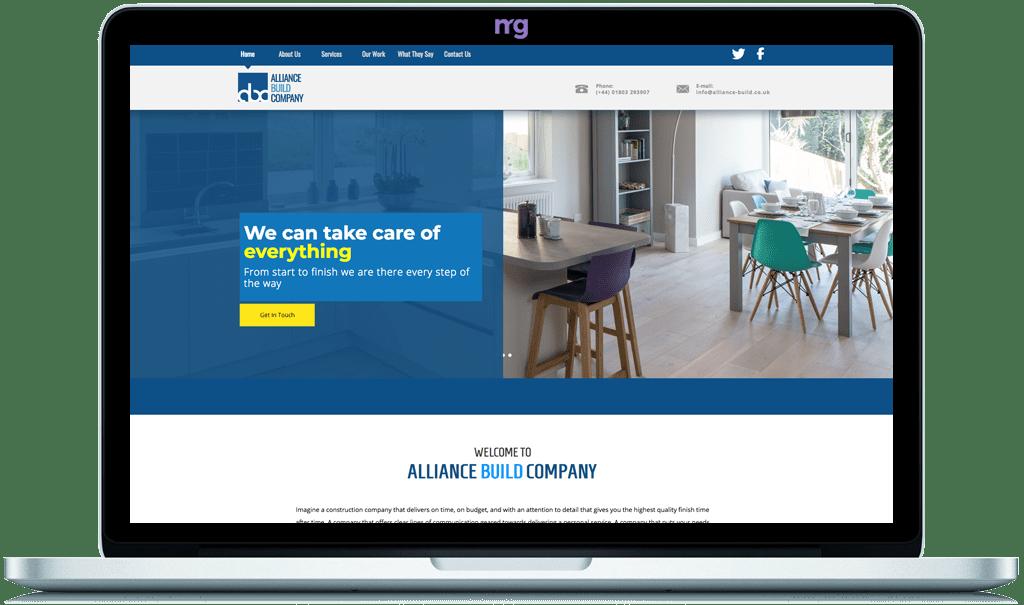 website design plymouth