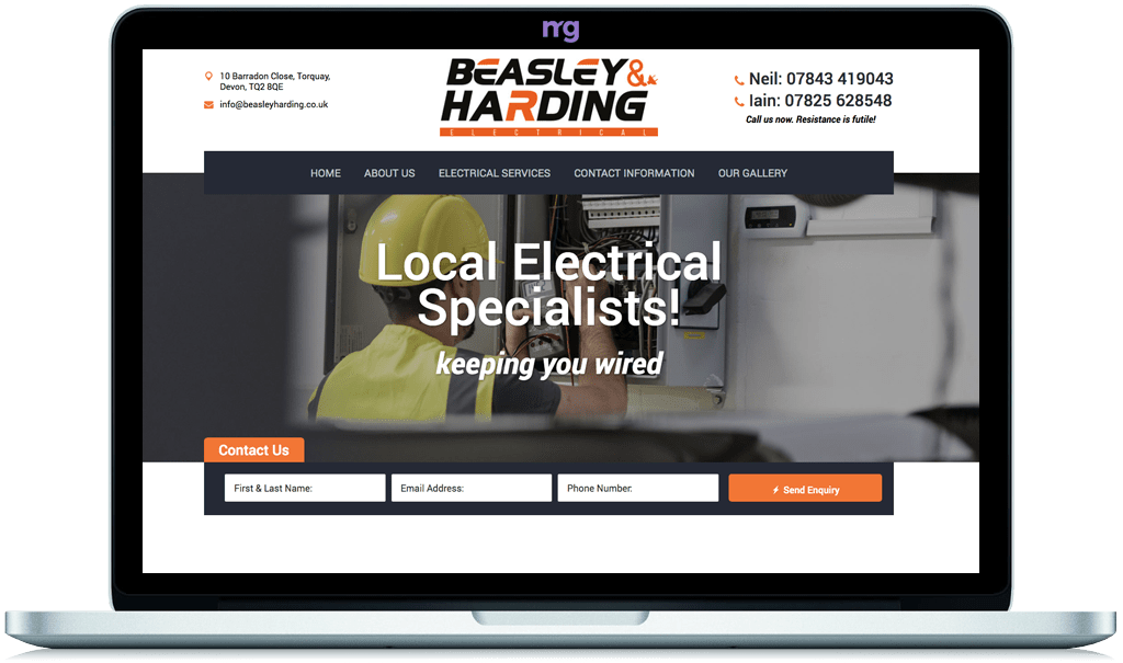 website design torquay