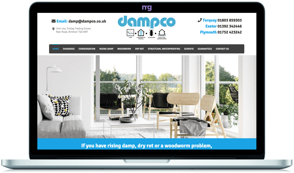 web design torquay