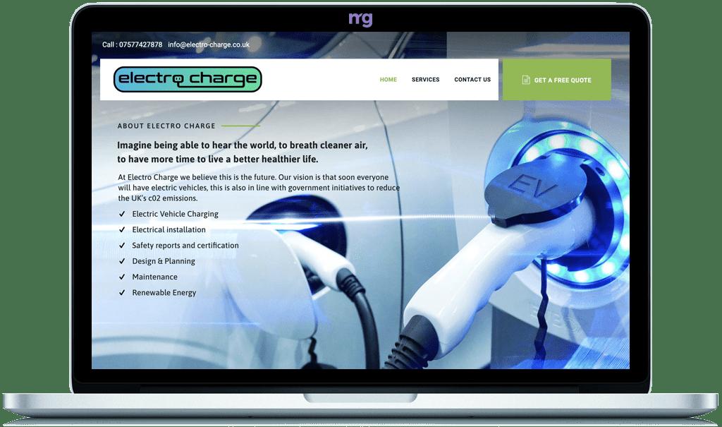 Website design in Torquay